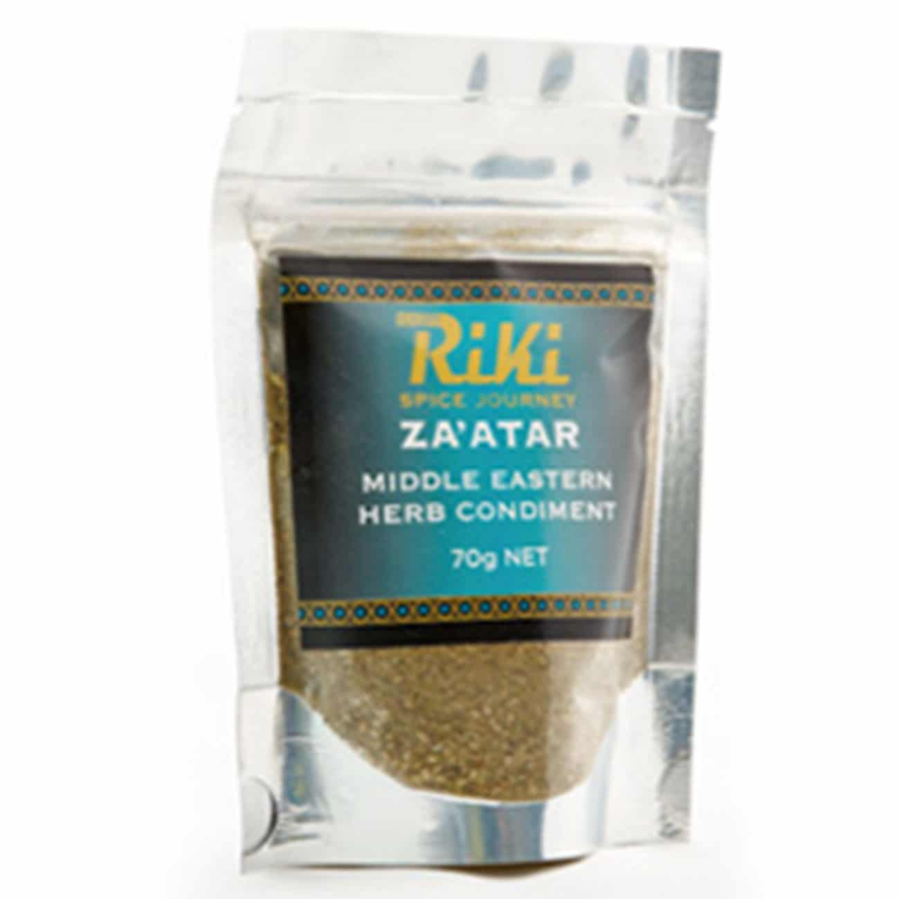 Za'atar Herbs Condiment