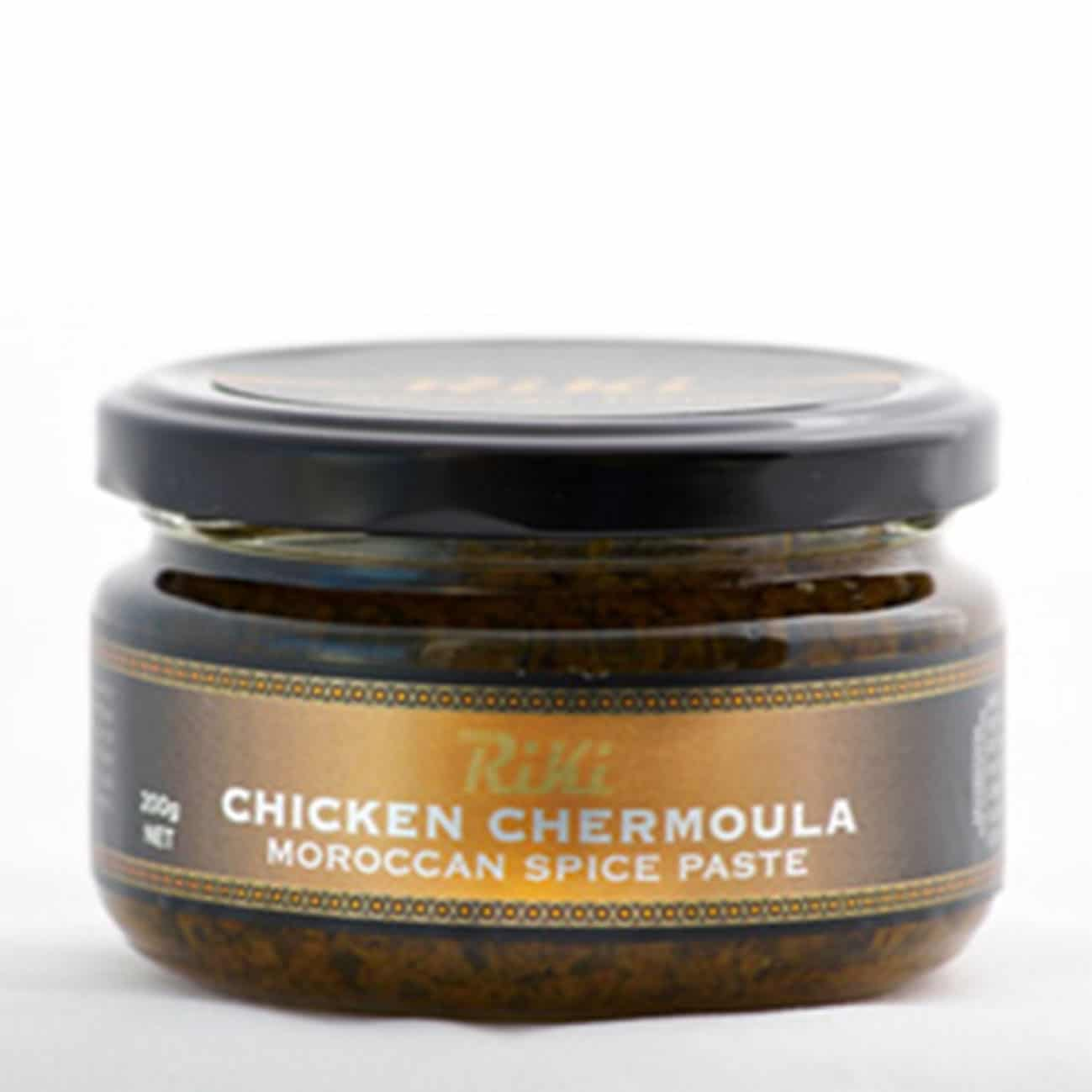Chicken Chermoula Moroccan Marinade