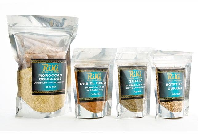 Riki Kaspi Moroccan Spice Journey