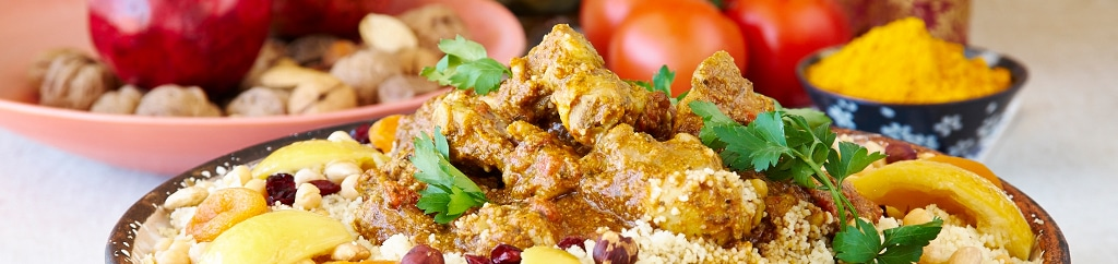 Moroccan Chicken Tagine Casserole Recipe