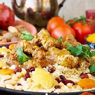 Moroccan Chicken Tagine Casserole
